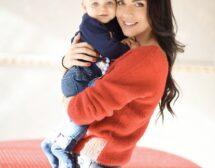 Мона Гочев за бременността и майчинството