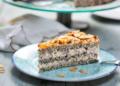 Торта с мак и рикота
