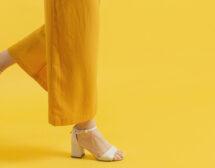 Дамските обувки на лятото