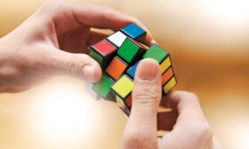 Вирусът като кубчето на Рубик