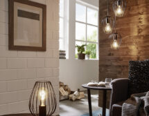 14 идеи за осветление във всекидневната