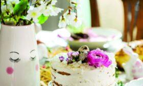 Лека кокосова торта