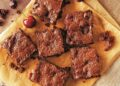 Шоколадово брауни с череши