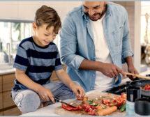 Как да научим децата си да се хранят здравословно? 5 полезни съвета!