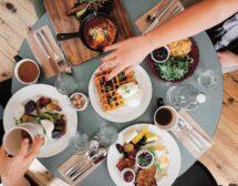История на закуската