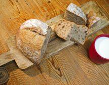 Не изхвърляйте стария хляб