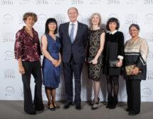 Дами са носителки на Нобеловата награда за химия за първи път от 1964 г.