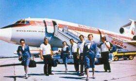 1985: Спомените на една стюардеса