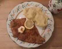 Мъже готвят! Виенски шницел от Райчо Ангелов