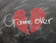 Краят на един брак по любов…