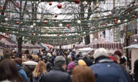 Осем дни коледни емоции с Коледен базар Капана
