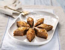 Баклава с орехи и шамфъстък от Стоян и Лора