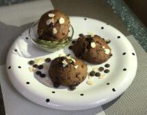 Мъже готвят! Веган безглутенови бисквити с шоколад от Страхил Иванов