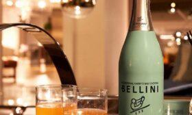 Bellini Cipriani – пенливото питие на Коледа 2020