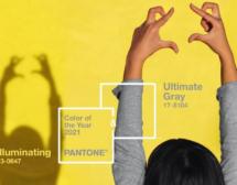 Кои са двата цвята на Pantone за 2021