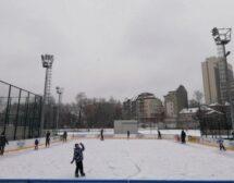 """Зимната пързалка в столичния парк """"Възраждане"""" отвори врати"""