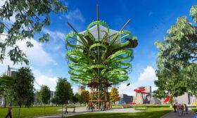 """""""Уолтопия"""" подарява два атракционни комплекса на български градове"""