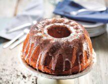 Кекс с кафяво масло и глазура с мак по рецепта на Лора и Стоян
