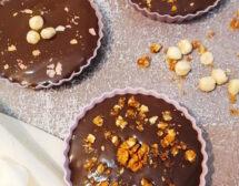 Шоколадови тарталети с тайна съставка