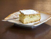 Белгийска ябълкова торта
