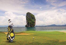 Тайланд, голф-столицата на Азия