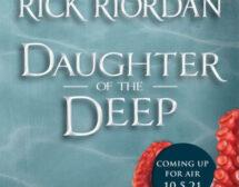Момиче е главният герой в новия роман на Рик Риърдън