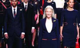 Тереса Хелбиг – първата жена, ушила униформи на Iberia