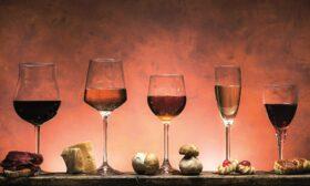 Виното е новата храна