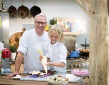 Пекарната на Рудолф отваря врати за децата