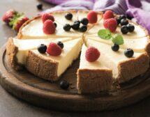 Чийзкейкът – солено-сладкото изкушение