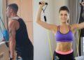 Топ 15 упражнения за корем с ластици в домашни условия