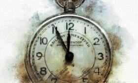 И часовникът спря…