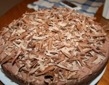 Домашна торта с ядки
