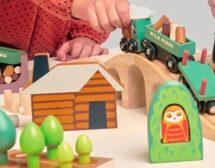 Дървените играчки – вдъхновение за детското въображение