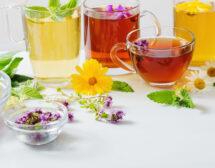 Чай и билки в помощ на имунната система