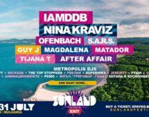Още български и чуждестранни артисти идват за SUNLAND/EXIT