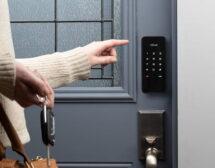 Интелигентно заключване за защита на вашия дом