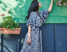 Цветя, сатен и лекота – модните тенденции на лято 2021