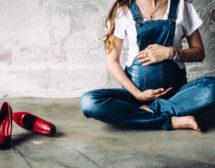 Как да изберем обувки за бременни