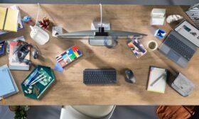 Малка, но могъща – новата мини клавиатура от Logitech