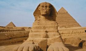 Изгубените съкровища на Египет