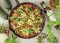 Рулца от тиквички в доматен сос