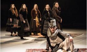 """""""Шахнаме: Сказание за Зал"""" разказва за изчезващия свят на човечността"""