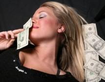 Парите не миришат. Това е проблем, който ни носи подарък