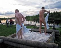 Сауна-мания по финландски