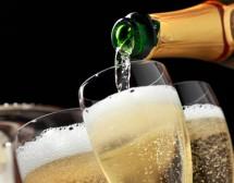 Шампанското отдели Средновековието от Новото време