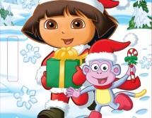 Коледни приключения с Дора Изследователката