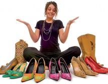 Не разделяй жената от нейната обувка