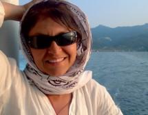 Виргиния Захариева – като мехурче от шампанско