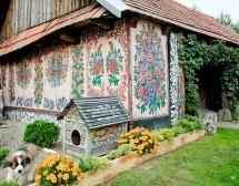 Нарисуваното село